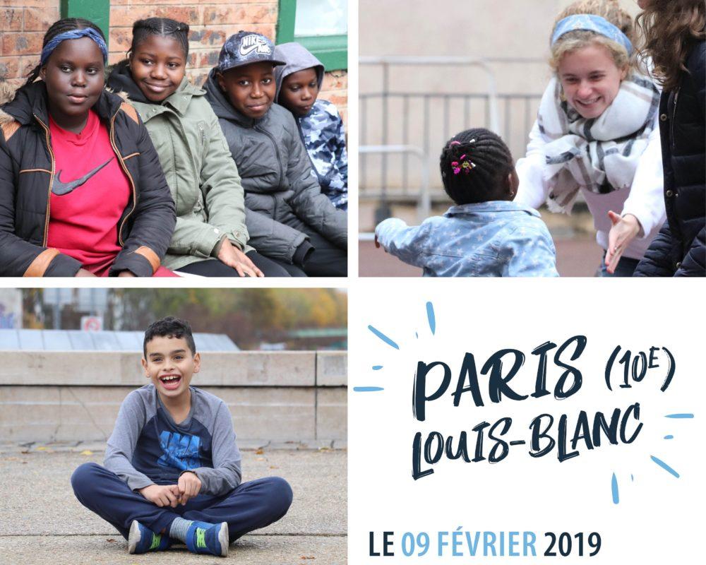 Journée découverte 1 – Paris