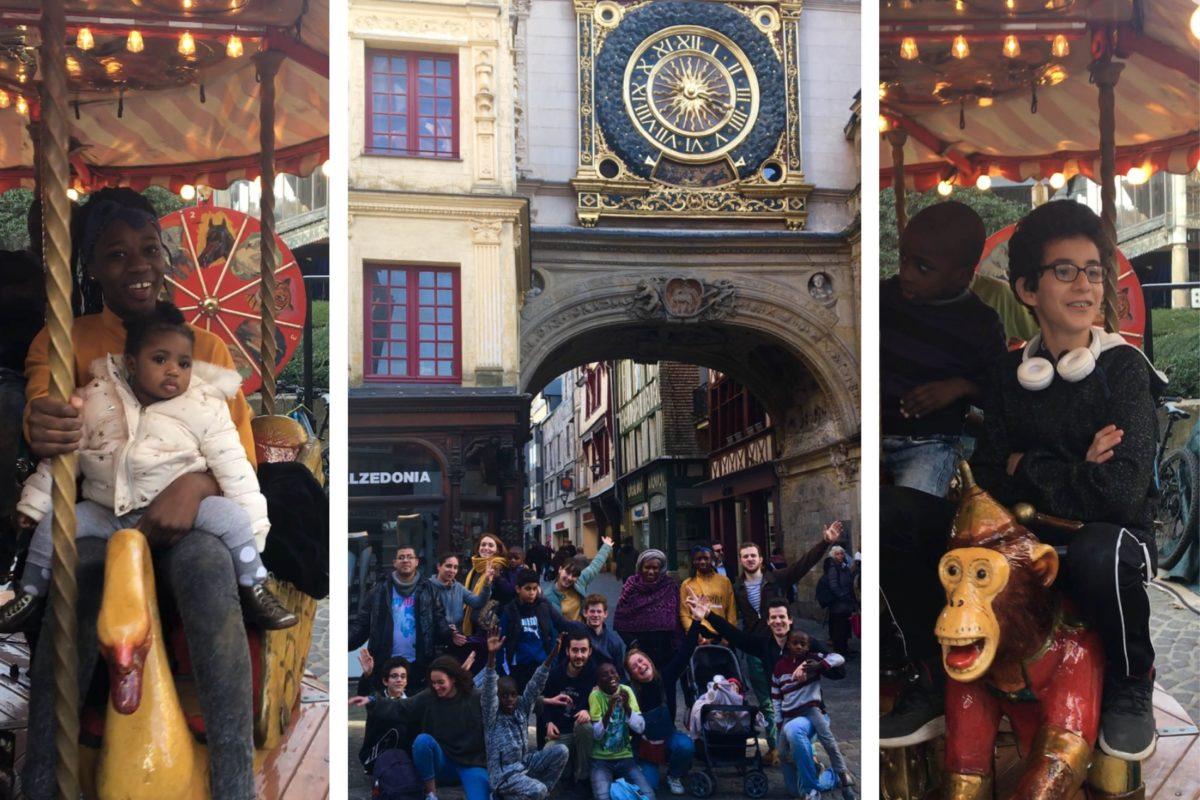 Bondy à Rouen 2